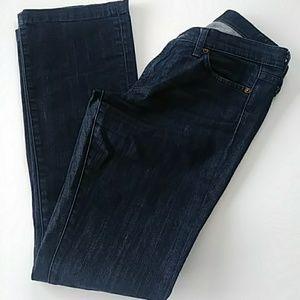 Red Engine Vintage Jeans Garnet